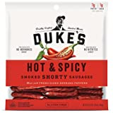"""DUKE'S Hot & Spicy """"Shorty"""" Smoked Sausages, 16.0-ounce Bag"""