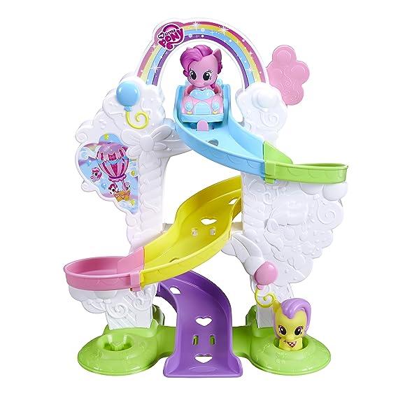 Playskool Plaskool Tobogán Arco Iris 0 Hasbro B4622: Amazon.es: Juguetes y juegos