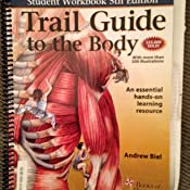 Trail Guide To The Body A Hands On Guide To Locating Muscles Bones