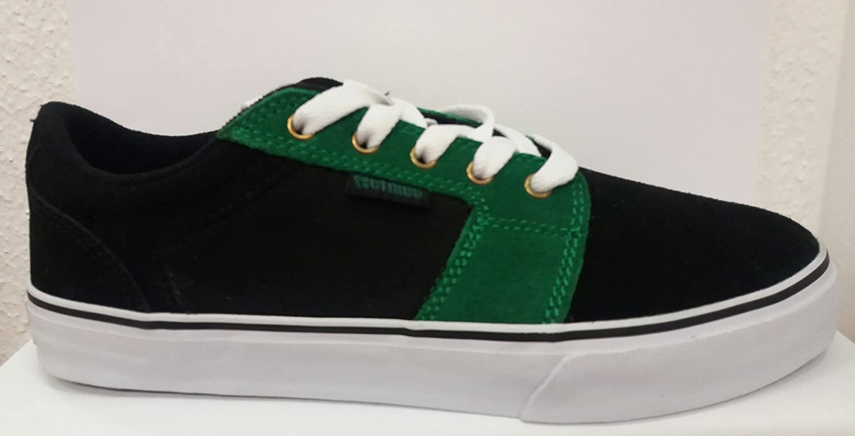 Etnies Barge LS schwarz green Herren Sneaker NEU, Schuhgröße 42