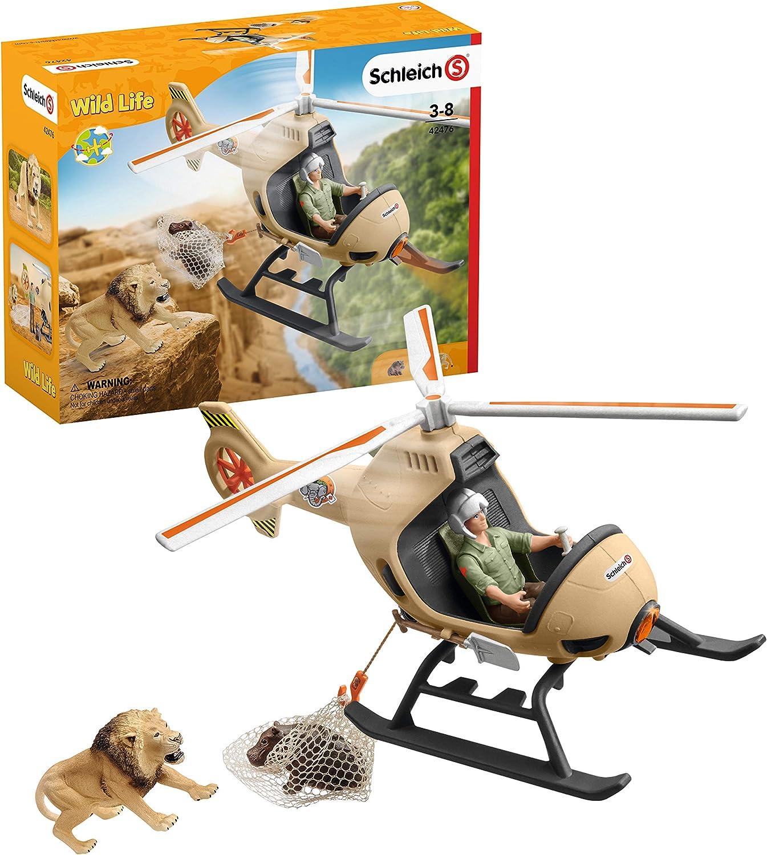 Schleich - Helicóptero de rescate (42476)