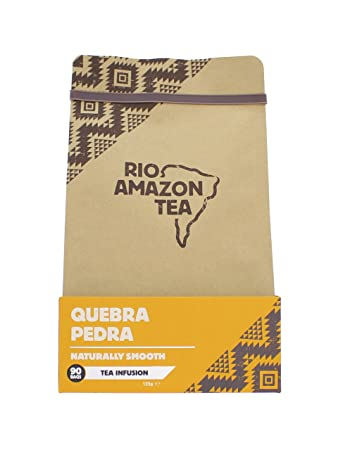 Quebra Pedra (Chanca Piedra) - 90 teabags by Rio Amazon