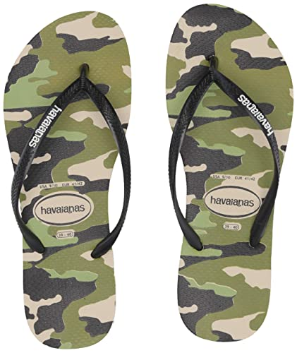 7a5e02cac Amazon.com  Havaianas Women s Slim Camo Sandal  Shoes
