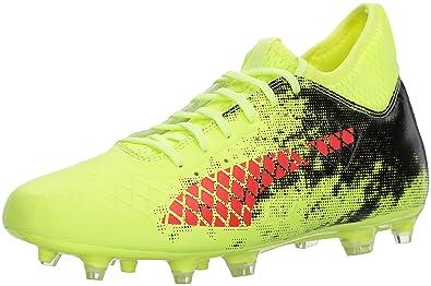 83e705932da PUMA Men s Future 18.3 FG AG Soccer-Shoes