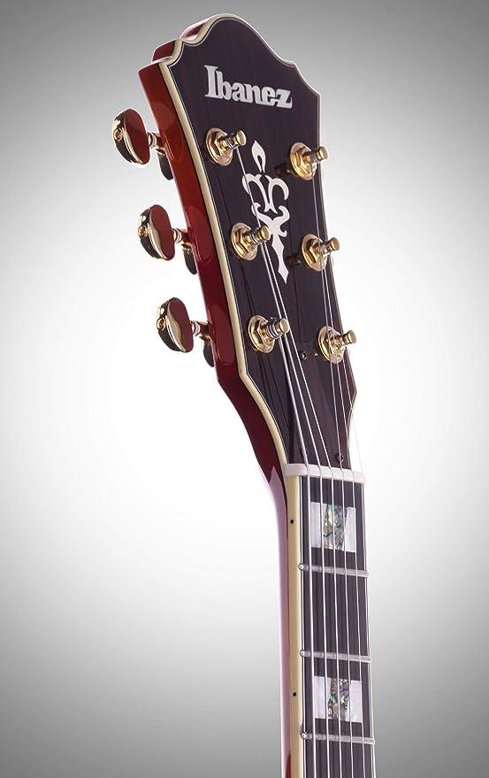 Ibanez AF155 - Awb guitarra eléctrica semicaja: Amazon.es ...