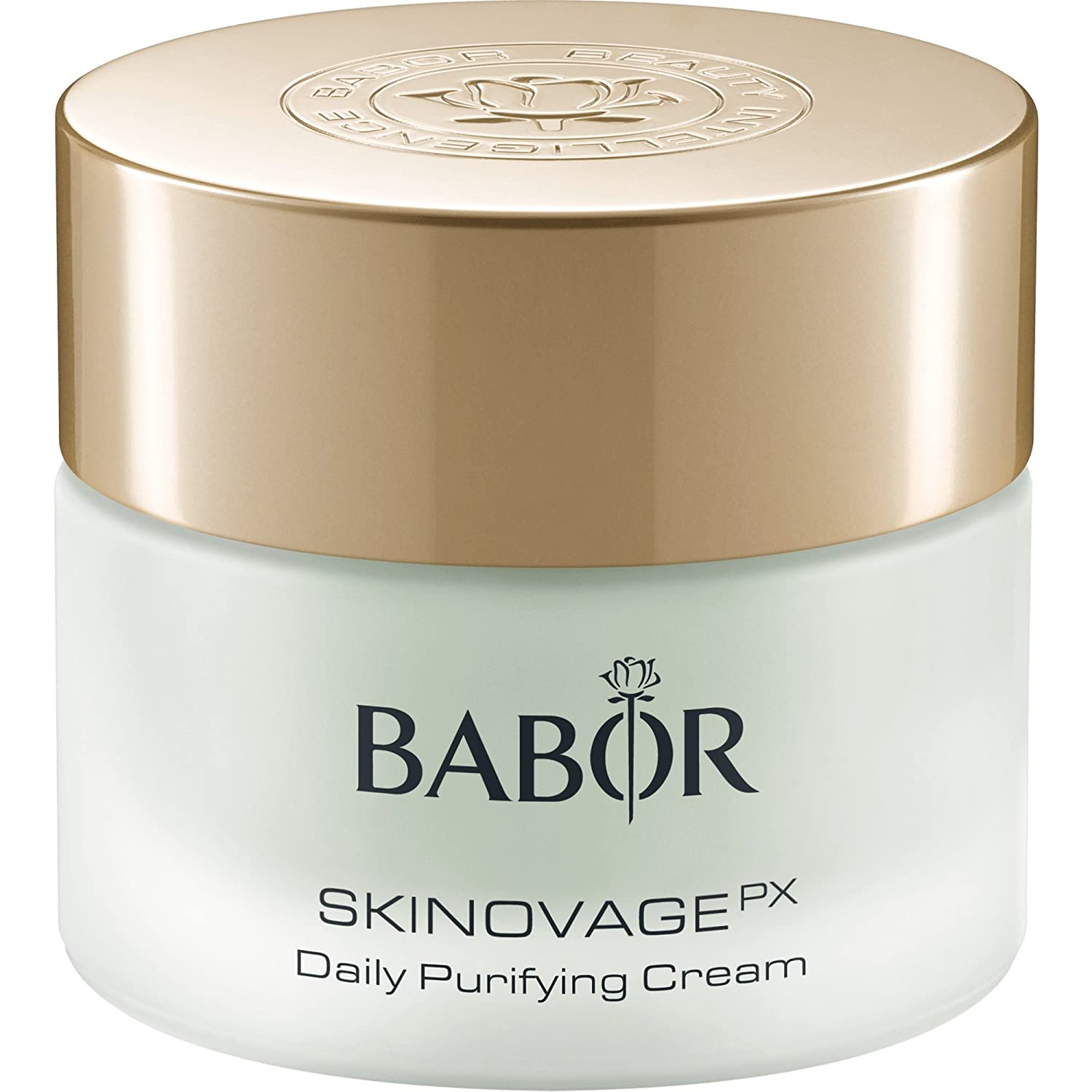Babor - Skinovage PX Pure Intense Purifying Cream (For Problem Skin) - 50ml/1.7oz Alphanova Bebe ART0010 Moisturizing Cream for Baby Mild Dryness Face & Body with Organic Sweet Almond Oil - 100 ml