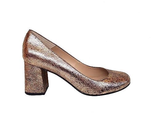 Avec Viva Bout Chaussures De Talon Large À Cm Gennia 7 Escarpins hQxoBsrdtC