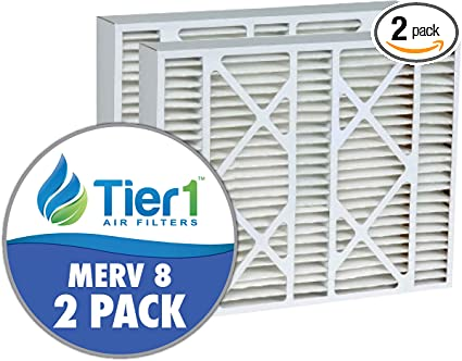 Tier1 16x21x5 Merv 13 Replacement for White-Rodgers FR1000-100 Air Filter 2 Pack