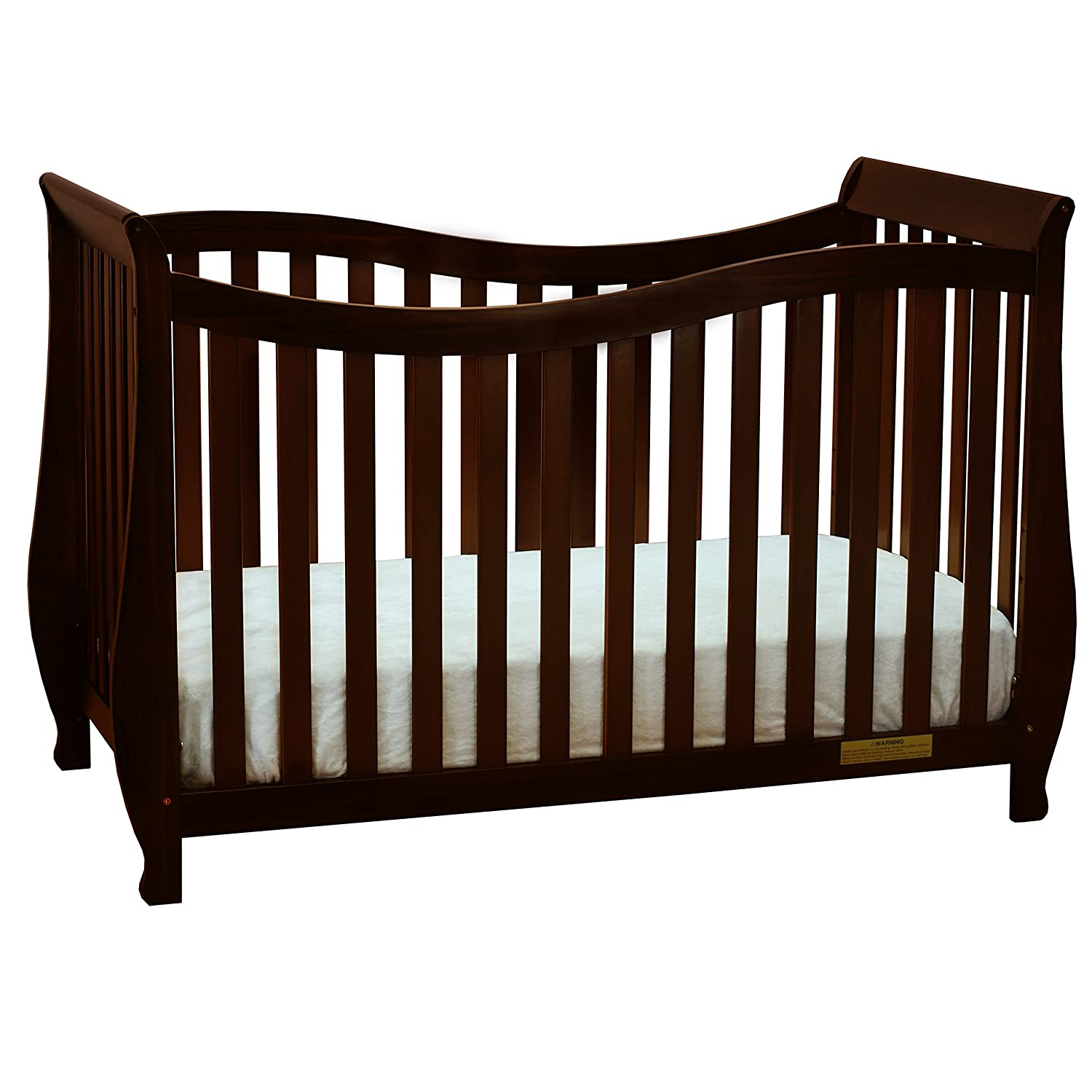 Amazon Athena AFG Lorie 4 in 1 Convertible Crib with