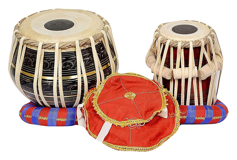 【即納】 Makan Black Hammer Tabla Set Bag with 2.30 Kg Brass Bayan with & 4 Kg Sheesham Wood Dayan Comes with Hammer Percussion Musical Instrument with Carry Bag & Cushion B07QJ4Q3CT, はだぎくつ下屋:e104bd4c --- a0267596.xsph.ru