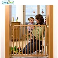 BabyJem 8681049213181 Ahşap Güvenlik Kapısı