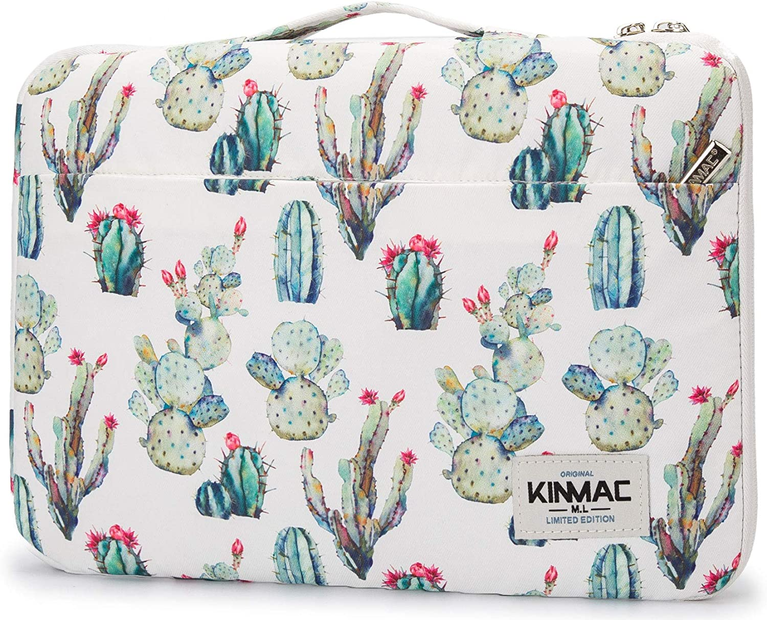 Kinmac Cacti 360° Protective Waterproof Laptop Case Bag Sleeve with Handle (14 inch)