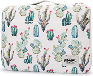 "Kinmac Cactus 360° Protective Water Resistant 12.5 inch-13.3 inch Laptop Case Bag Sleeve with Handle for Surface Pro,MacBook Pro 13"",MacBook 12"",New MacBook Air 13"" Retina and iPad pro 12.9"