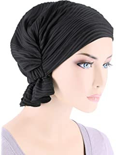 Turban Plus The Abbey Cap in Poly Knit Chemo Caps Cancer Hats for Women 15fcd3da8a2