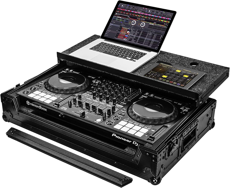 Odyssey Cases Glide Style Case for Pioneer DJ DDJ-1000 / DDJ-1000SRT (FZGSDDJ1000WBL)