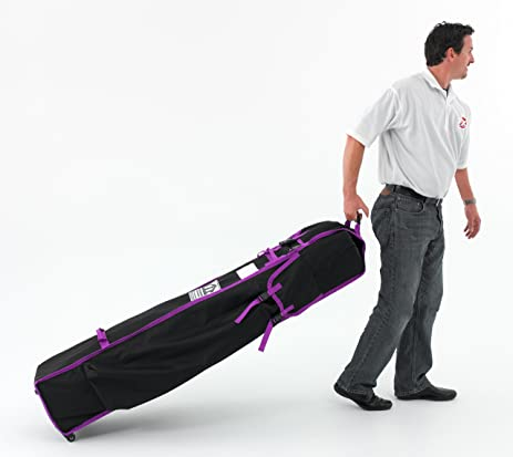 Impact Canopy Roller Storage Bag for 10x10 Universal Pop Up Canopy Tent Black Wheeled & Amazon.com : Impact Canopy Roller Storage Bag for 10x10 Universal ...
