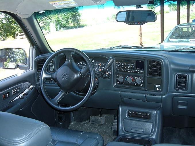 99 00 01 02 SILVERADO SIERRA CAR STEREO RADIO DOUBLE DIN INSTALLATION DASH KIT