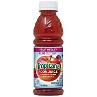 Deals on 15PK Tropicana Juice Fruit Medley 10oz