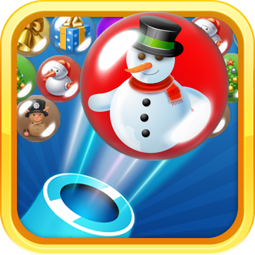 Christmas Bubble Shooter 2. Free addictive xmas game for whole family (Bubble Mania 2)