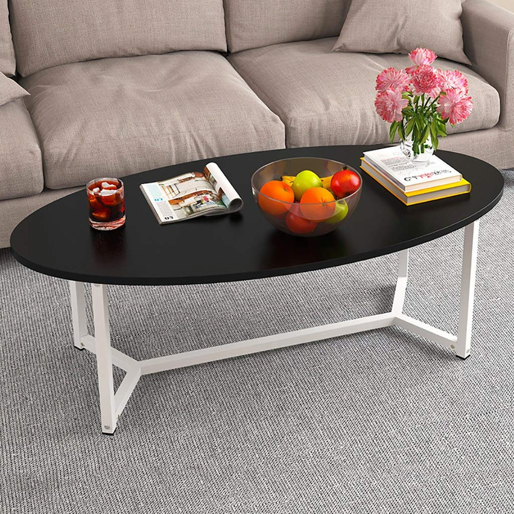 Garde Coffee Table, Simple Mini Modern Home Side Table, Creative Casual Negotiation Small Table (Color : B) by Garde