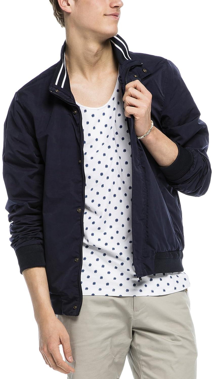 Scotch & Soda Men's 16010110050 Blouson Long-Sleeve Jacke