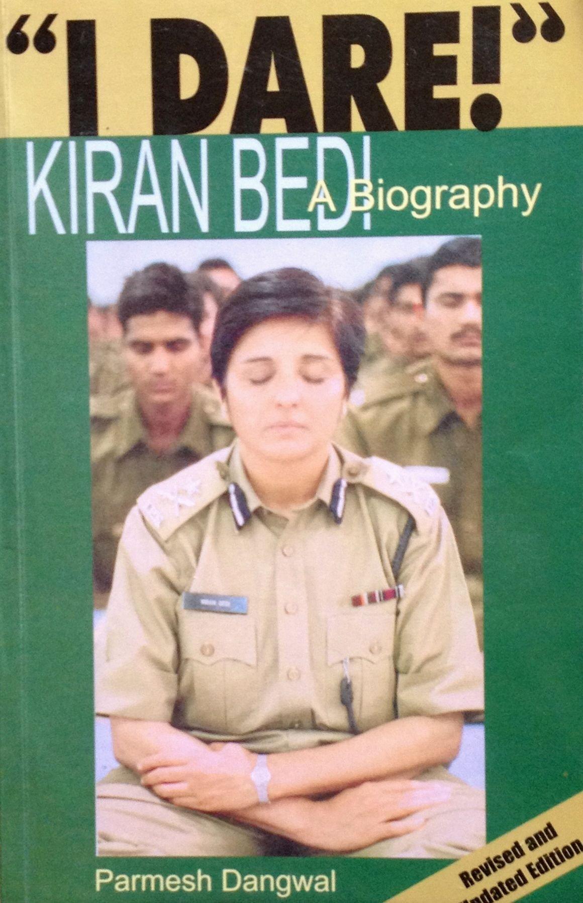 Download I Dare By Kiran Bedi