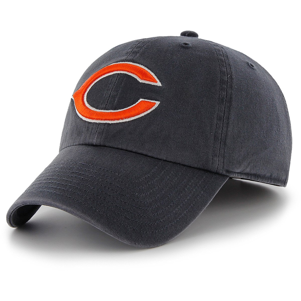 957021f2e4c Amazon.com   Men s  47 Brand Chicago Bears Franchise Slouch Fitted Hat  Large   Sports   Outdoors