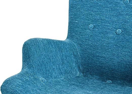 Beige, 1 Places Aspire Homeware Housse De Canap/é Impermeable Matelass/é Doux Housse Canap/é Antid/érapant Prot/ège Canap/é Couvre Fauteuil avec Bretelles R/églables