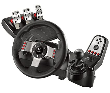 0e388f468d5 Amazon.com: Logitech G27 Racing Wheel: Electronics