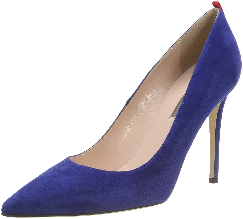 SJP by Sarah Jessica Parker Damen 425) Fawn Pumps Blau (Limoges 425) Damen 191c40