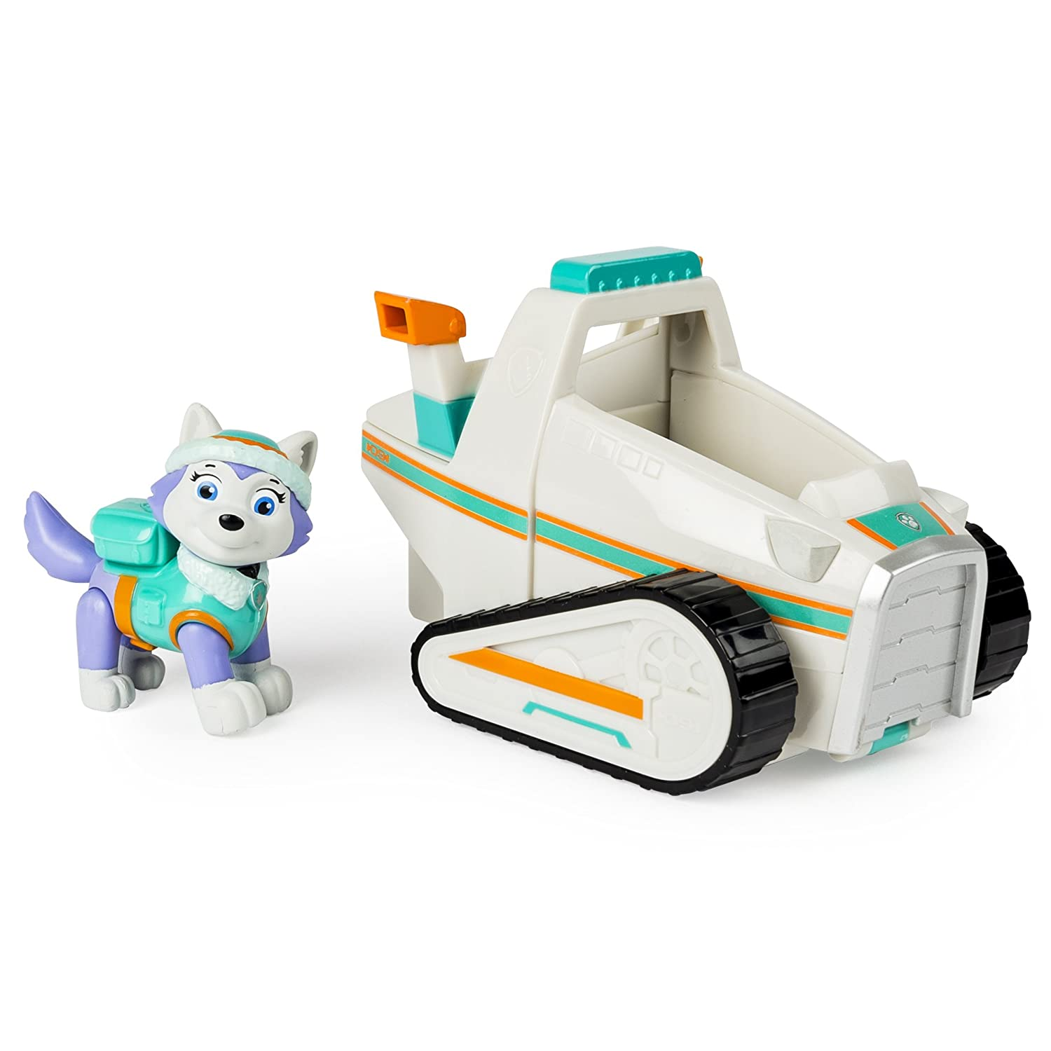 Paw Patrol Everest's Rescue Snowmobile, Vehicle and Figure Spin Master SPJ95 20070568-6026601