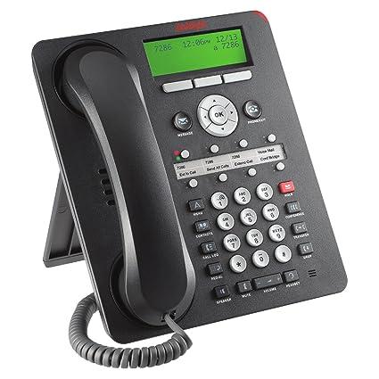 amazon com avaya 1608 i ip telephone voip telephones electronics rh amazon com avaya phone manual 5410 avaya phone manual 1416