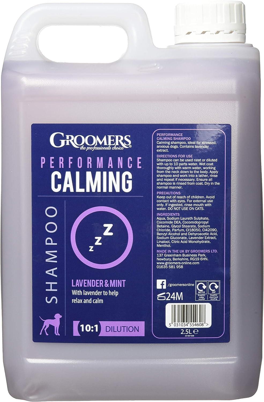 Groomers–Champú de aromaterapia para Mascotas 2,5litros