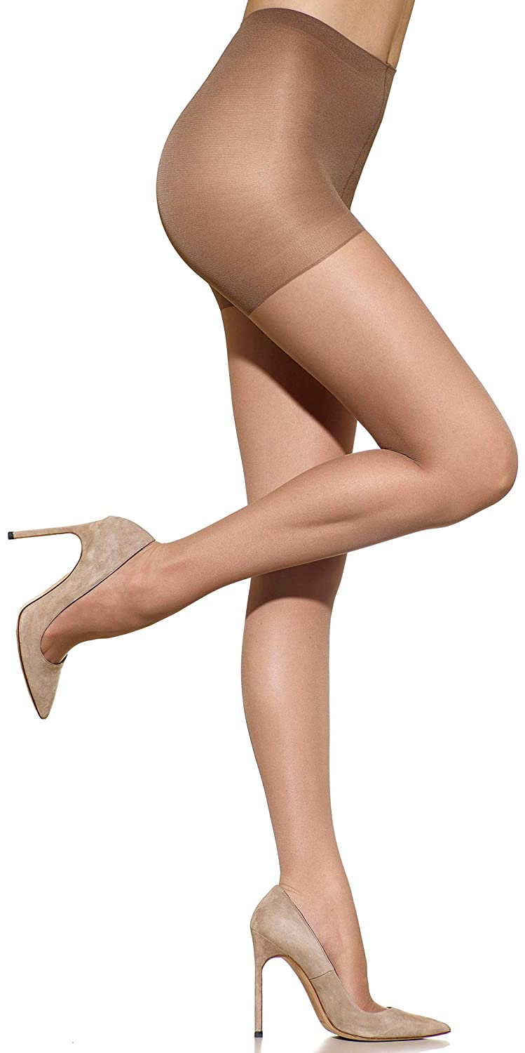 a962e75b99548 Silkies Women's Ultra Control Top Pantyhose at Amazon Women's Clothing  store: Control Top Nude Hose