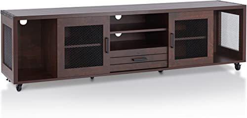 ioHOMES Penderton Transitional One Drawer Rectangular TV Stand
