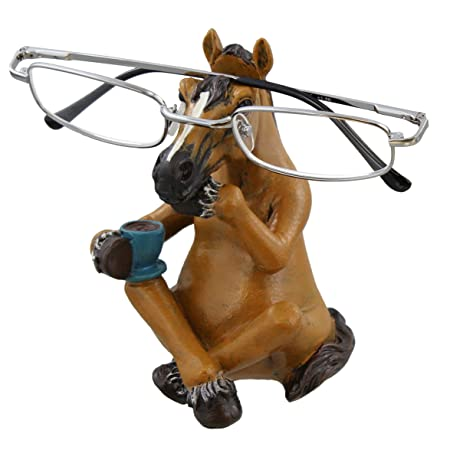 Whimsical-Sitting-Horse-Eyeglasses-Holder