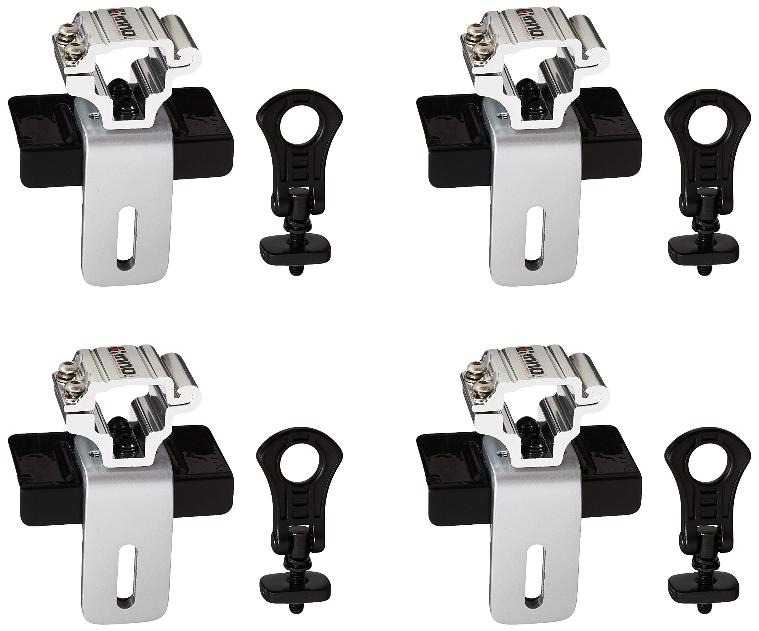 Inno Truck Rack Stays for Truck Beds with C-Channel Tracks (Set of 4) by INNO (Image #1)