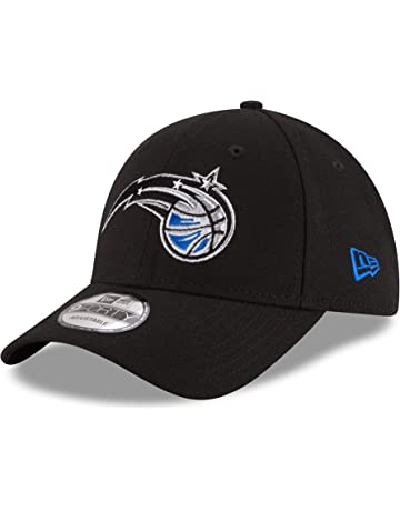 6923e7410b7 New Era 9FORTY Orlando Magic Baseball Cap - NBA The League - Black