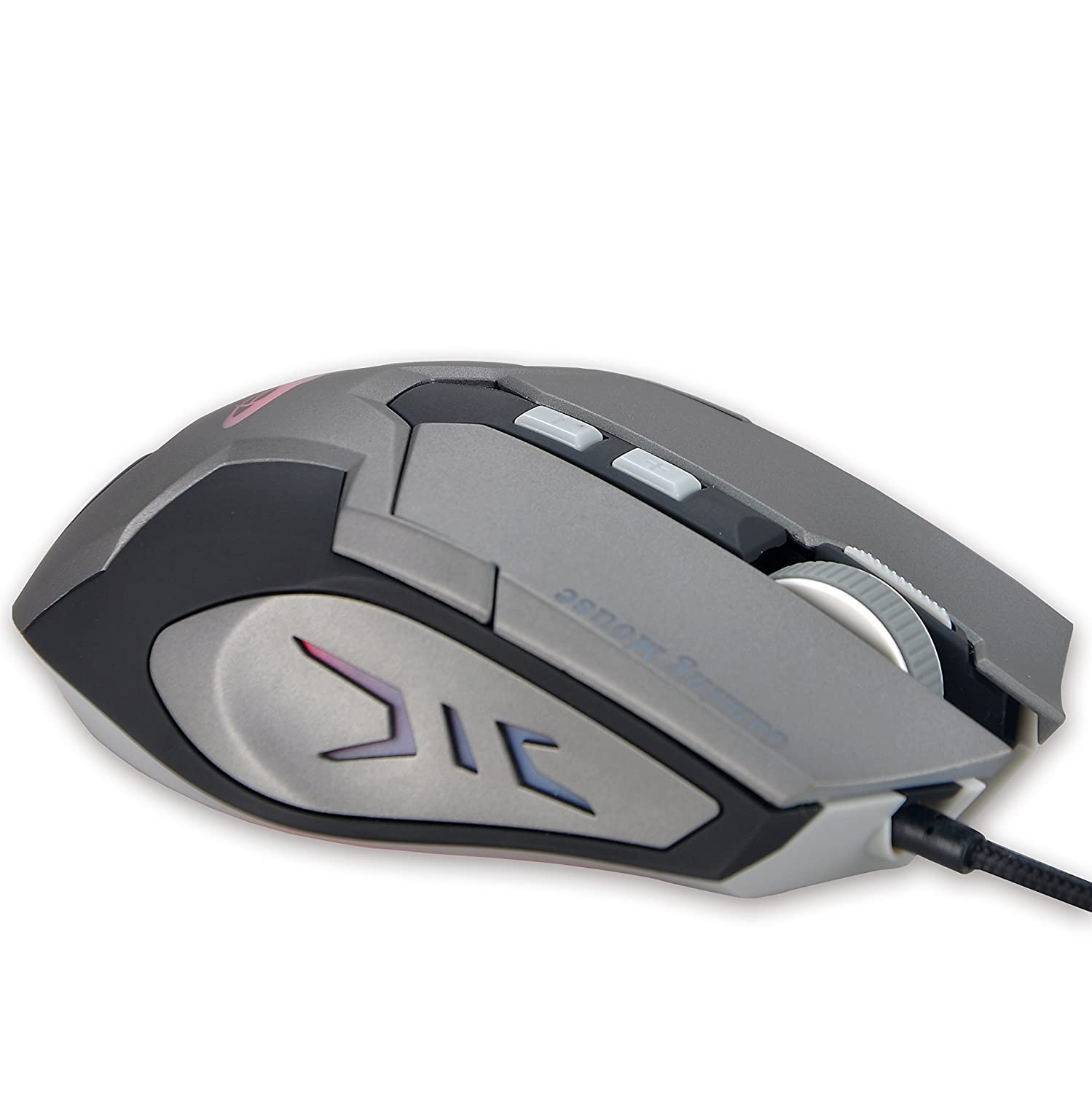 Amazon.com: iMicro COBRA USB Gaming Mouse (IM-COBZ2): Computers ...