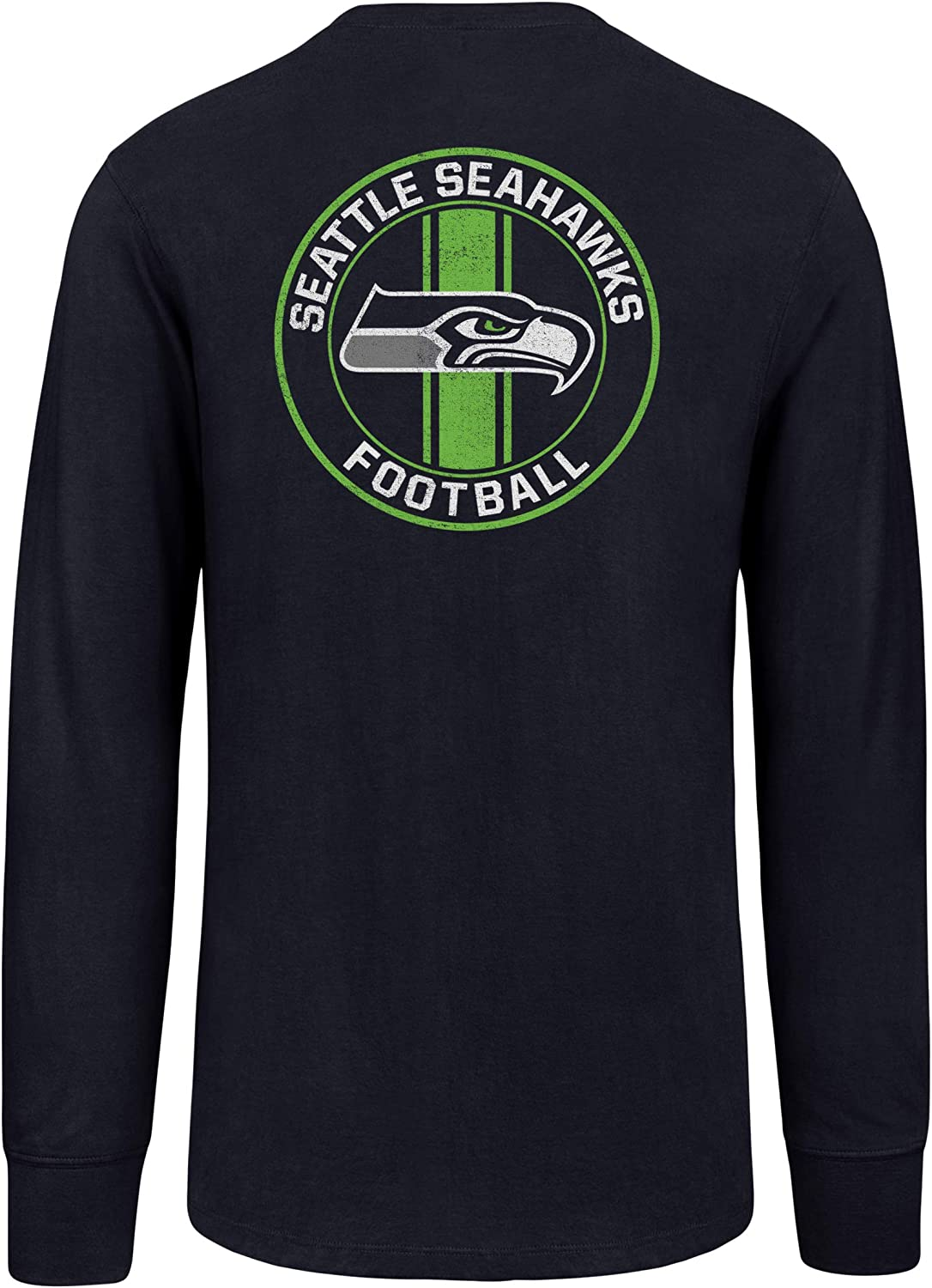 NFL Mens OTS Rival Long Sleeve Tee