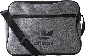 adidas Airliner Jersey Bag, Medium Grey Heather, 38 x 28 x 10 cm ... 516c79e26d