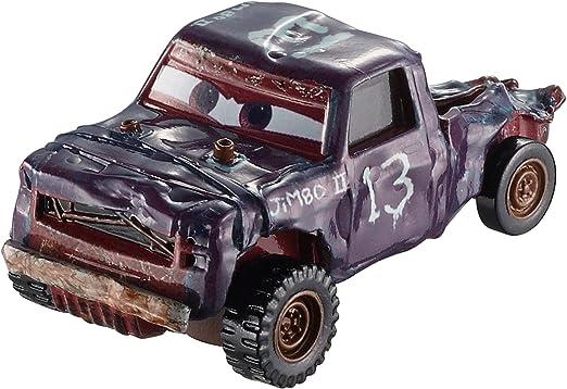 Vehículo Disney Pixar Cars 3 Jimbo de la película Disney Pixar ...