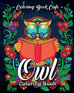 64+ Colorama Coloring Book Owl Free