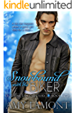 Snowbound with the Biker (Holiday Encounters Book 2)