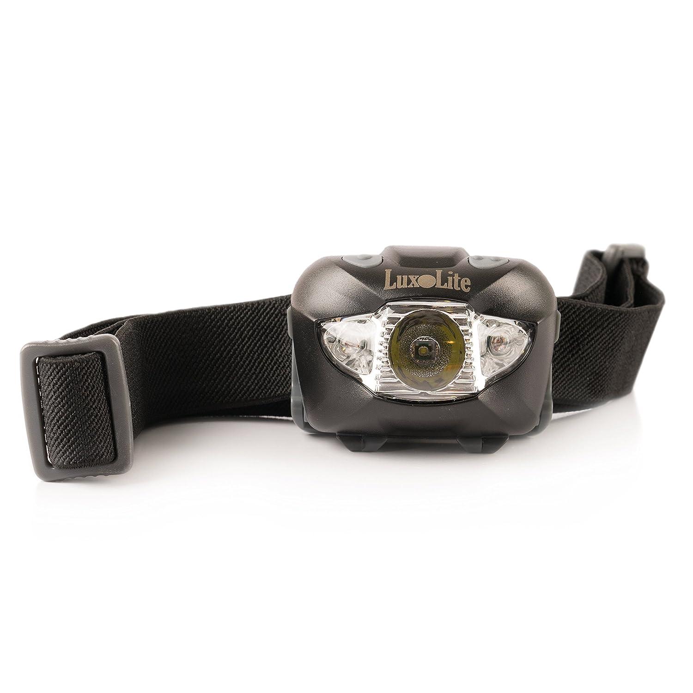 led headlamp flashlight with red led light brightest headlight