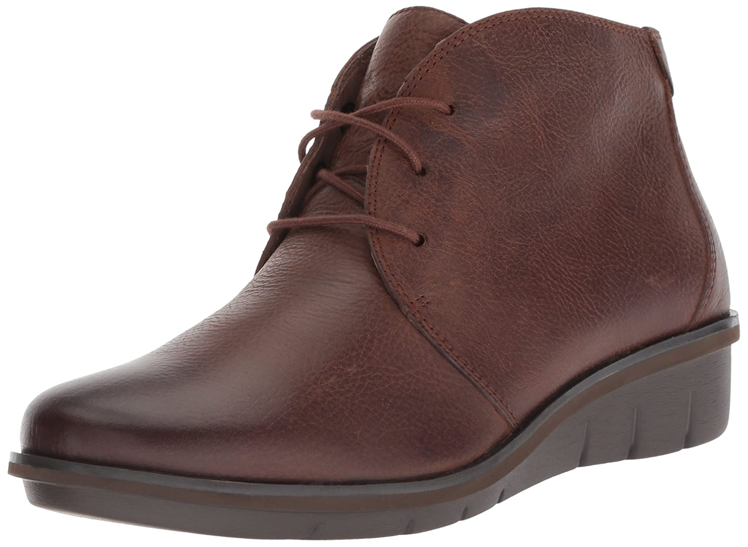 Dansko Women's Joy Ankle Boot B077VYV7P7 38 M EU (7.5-8 US)|Brown Burnished Nubuck
