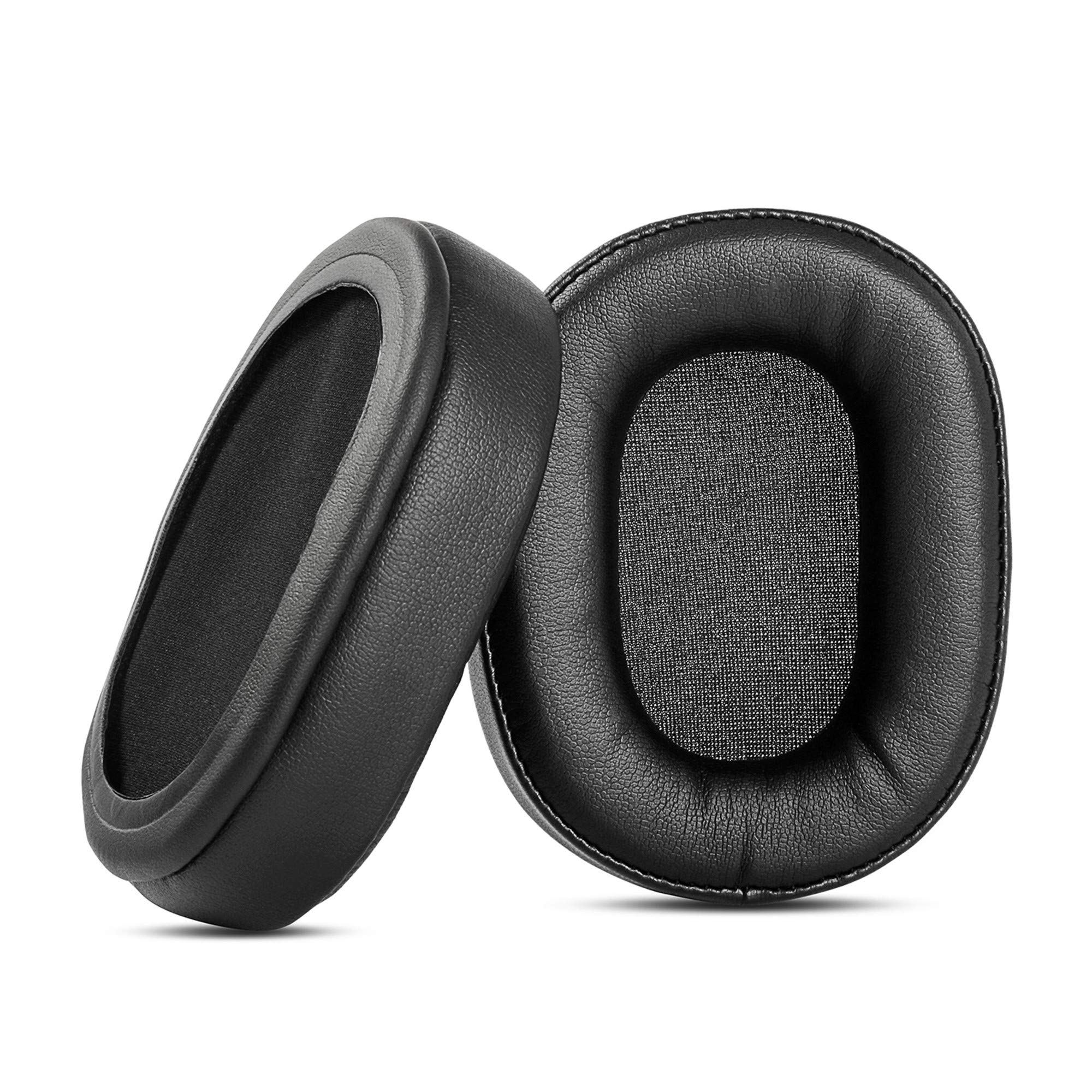YunYiYi 1 Pair Replacement Ear Pads Foam Earpads Pillow Cushions Cover Cups Repair Parts Compatible with JBL J88 J88I J88A Headset Headphones