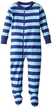 1efcdc01f Amazon.com  New Jammies Little Boys  Organic Cotton Footie Pajamas ...