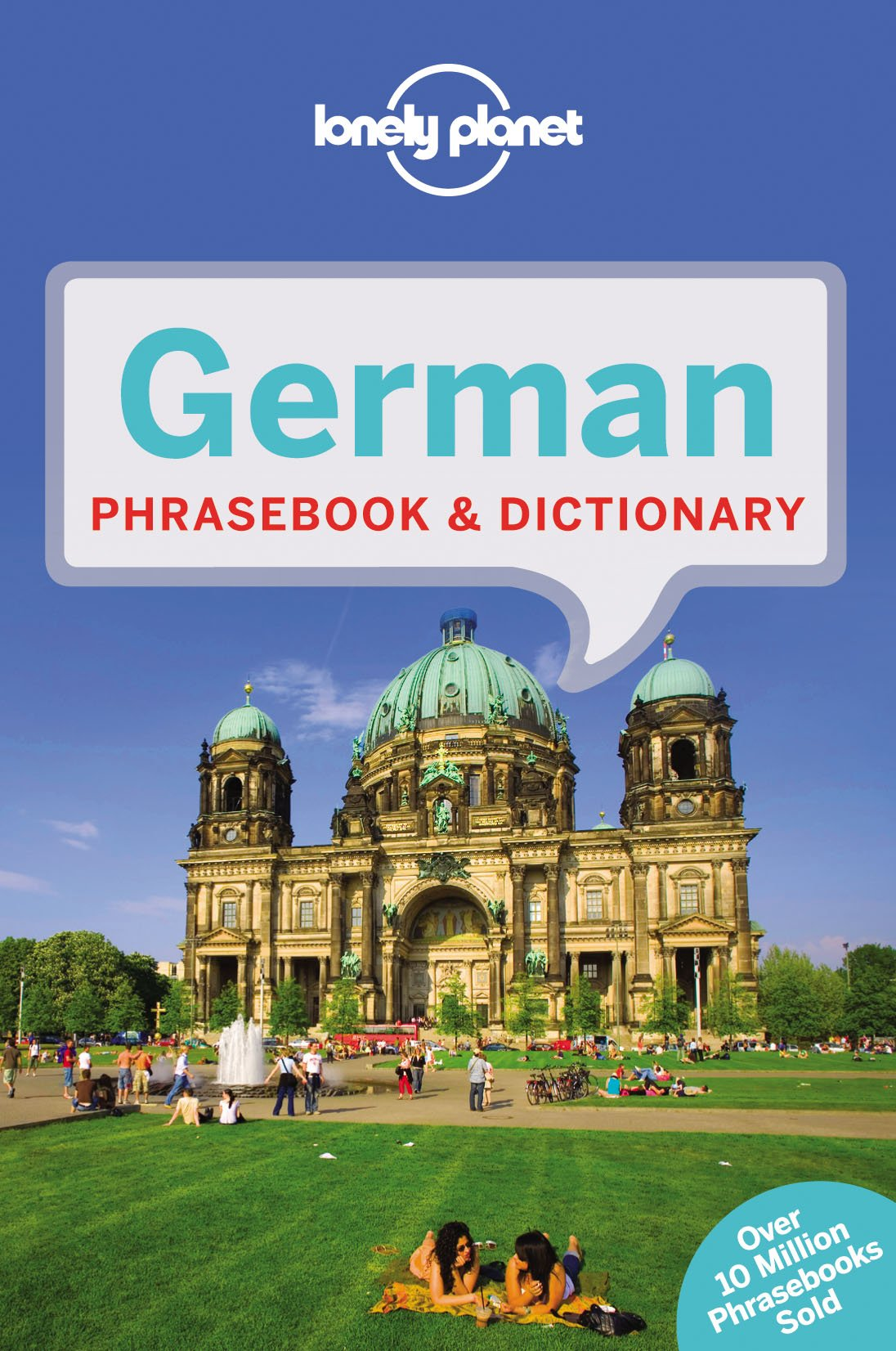 Lonely Planet German Phrasebook & Dictionary: Lonely Planet: 9781742208107:  Amazon: Books