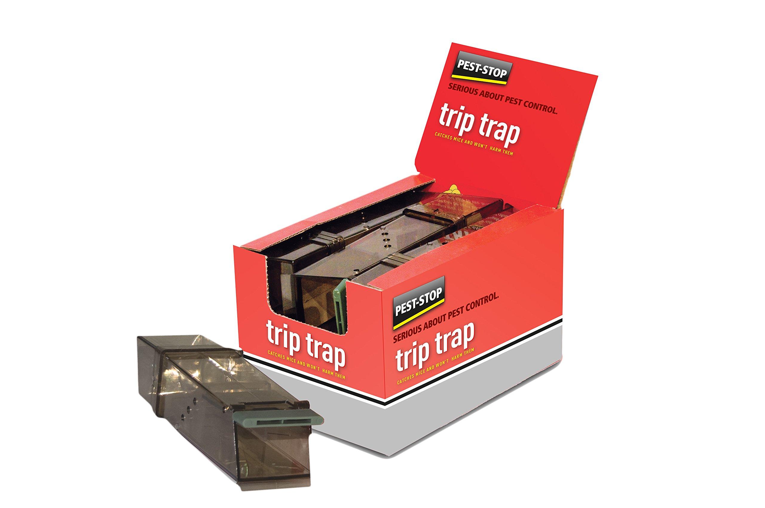 trip trap mouse trap 6 pack ebay. Black Bedroom Furniture Sets. Home Design Ideas